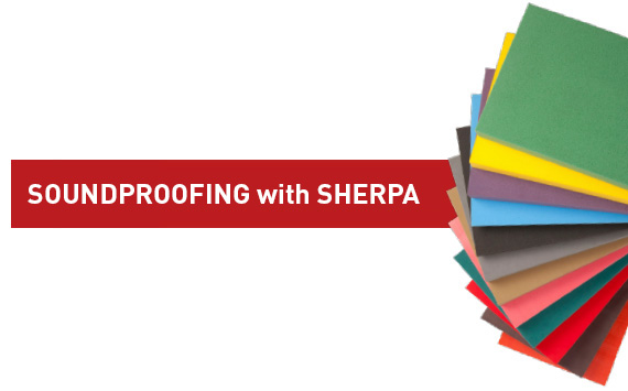 Soundproofing with Shrapa