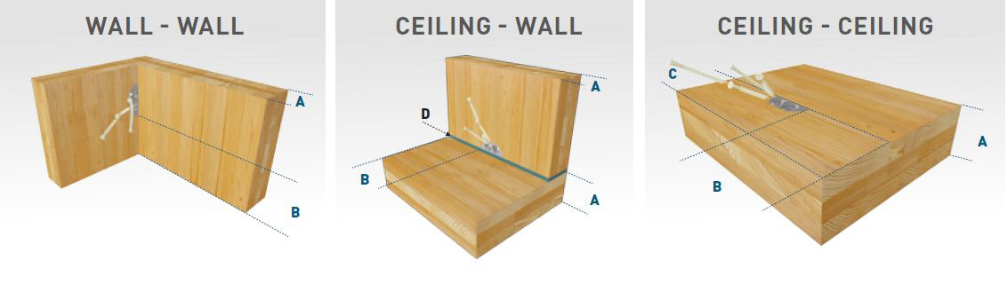 wall_ceiling connection